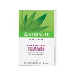 Kosmetyki aloesowe Herbalife mydło